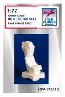 High Planes Models Martin Baker Mk 4 Ejector Seat