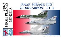 High Planes Dassault Mirage III