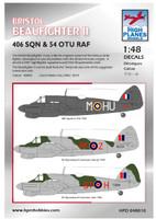 High Planes Bristol Beaufighter II