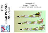 High Planes IAI Nesher S