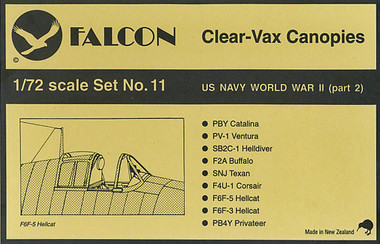 Falcon Clearvax Set 11