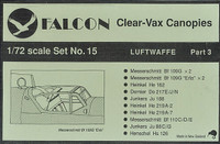 Falcon Clearvax Set 15