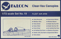 Falcon Clearvax Set 19