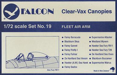 Falcon Clearvax Set 19