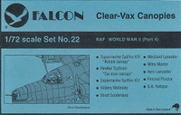 Falcon Clearvax Set 22