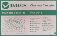 Falcon Clearvax Set 23