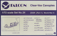 Falcon Clearvax Set 24