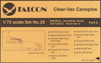 Falcon Clearvax Set 25