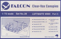 Falcon Clearvax Set 28