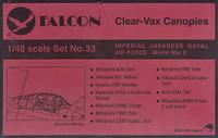 Falcon Clearvax Set 33