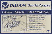 Falcon Clearvax Set 36