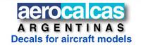 Aerocalcas Gloster Meteor 4 Argentine Air Force - Camouflage scheme Decals 1:48