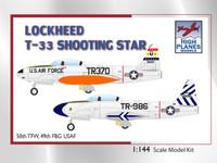 High Planes Lockheed T-33 Shooting Star