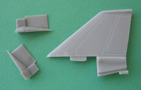 OzMods-Scaledown FB-111A/G Conversion tail, intakes Accessories 1:144