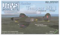 Jays Model Kits Ventura Hawker Tempest I Conversion (Kit 1:72)