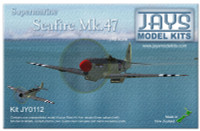 Jays Model Kits Ventura Supermarine Seafire Mk 47