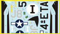 FCM C-47 Skytrain Brazil and USAAF Decals 1:72