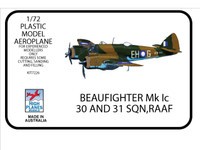 High Planes Bristol Beaufighter Mk 1c RAAF Kit 1:72