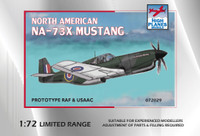High Planes North American NA-73X Mustang