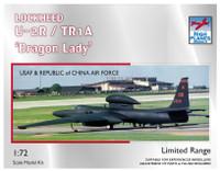 Lockheed U2R TR1A Dragon Ladt
