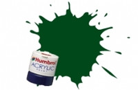 Humbrol Acrylic Gloss Brunswick Green 3