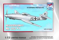 Messerschmitt Me 262 V1 Stormbird Prototype