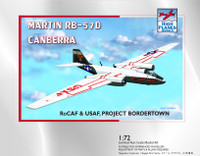 Martin RB-57D Canberra RoCAF USAF Project Bordertown
