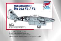 High Planes Messerschmitt Me262V-2/V-3 Prototype Kit 1:72
