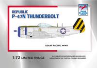 Republic P-47N Thunderbolt High Planes