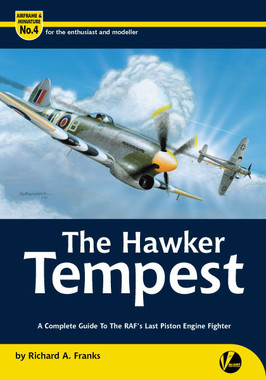 Airframe & Miniature No 4 The Hawker Tempest