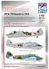 High Planes Bristol Beaufighter II Fleet Air Arm Decals