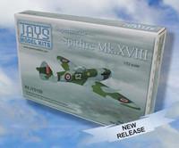 Jays Model Kits Supermarine Spitfire Mk XVIII Kit 1:72