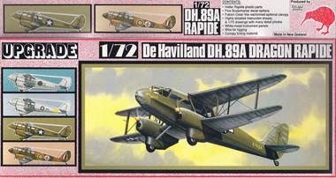 Tasman DH89A Dragon Rapide Kit 1:72