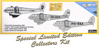 Tasman DH89A Dragon Rapide Kit Collectors Edition 1:72