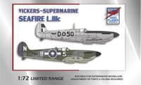 High Planes Supermarine Seafire III British Pacific Fleet/France Kit 1:72 (HPK072058)