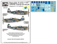 "LPS Hobby Republic P-47D ""RAF Thunderbolts in SEAC"" 1/72"