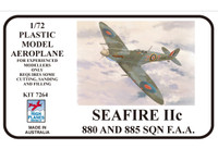 High Planes VS Seafire IIc