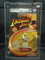 SALLAH: RAIDERS OF THE LOST ARK 2008 Hasbro Figure AFA GRADED 9.0 NM+/MT UNCIRCULATED