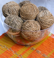 Hemp and Nettle Yarns - handspun in Nepal