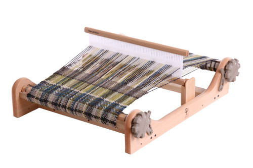 Ashford rigid heddle looms come in 3 sizes
