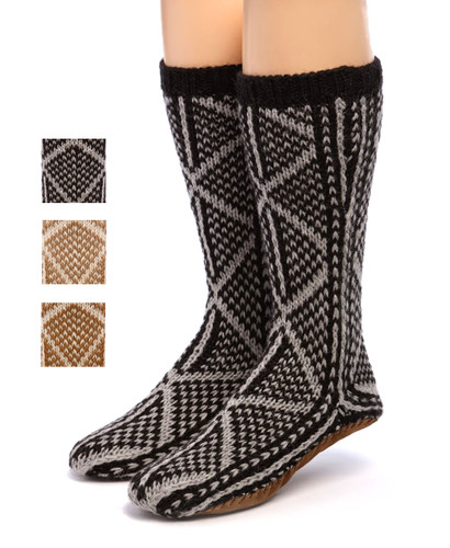 Mukluks Black/Silver Front with Color options