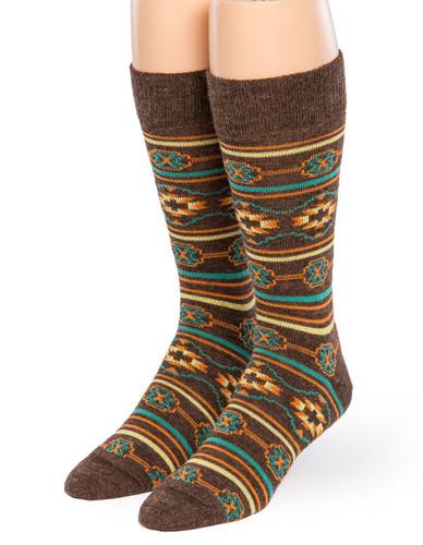 Southwest Socks Front