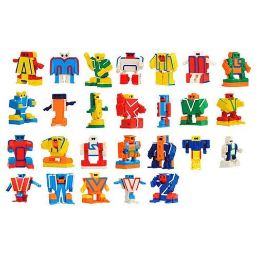 ABC Alphabet Robot Toy Singapore - ABC Robot