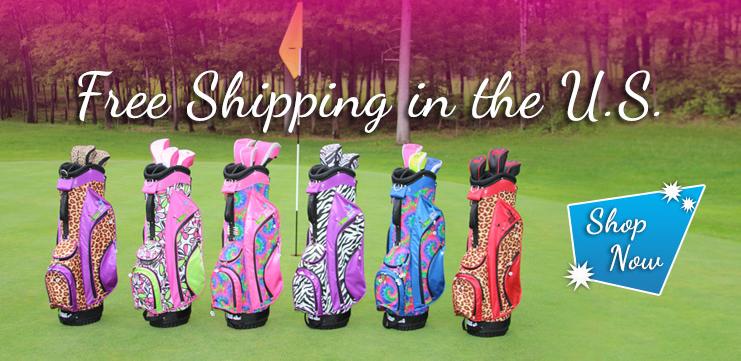 Ladies Designer Golf Bags
