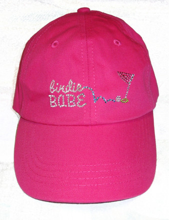 birdie babe bling it on hat