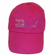 Bogey Babe Bling Hat Pink