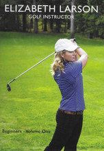 Elizabeth Larson Golf Video