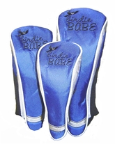 Blue Golf Club Head covers