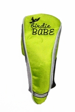 Individual Fairway Woods Headcover - Click on to choose color