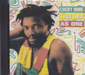 Lucky Dube : Together As One CD